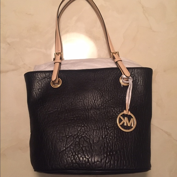 29% off Michael Kors Handbags - Michael Kors soft leather purse ...