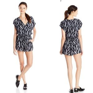 """Lucy Love Pants - """"Birds of a Feather""""Romper"""