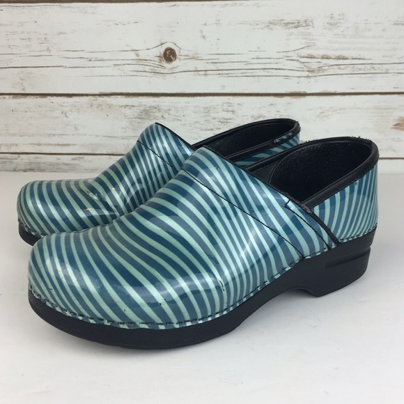 Navy Blue Dansko Shoes
