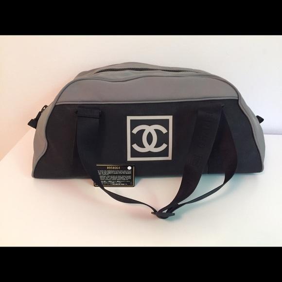 132dd6099ab6 Chanel Handbags - Chanel sports line CC shoulder bag