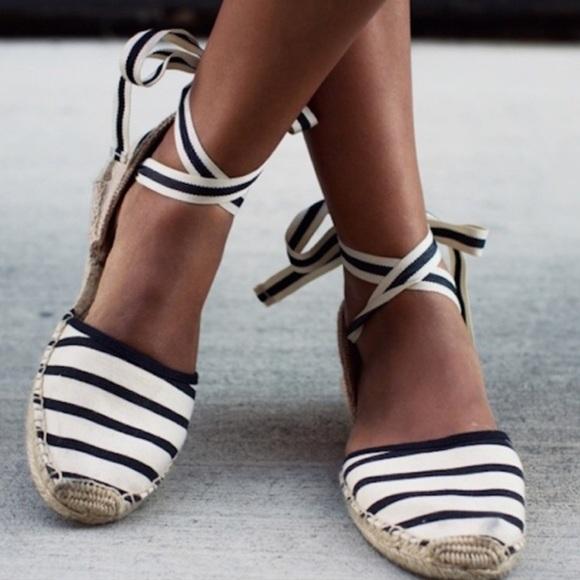 2c3175c25d9 Soludos Lace-up Espadrilles Sandal