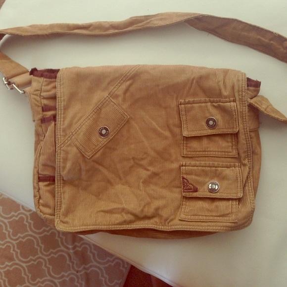 8e2924e23cb Roxy Bags   Over The Shoulder Book Bag   Poshmark