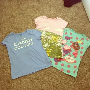 Children's Place Other - 3 tees!