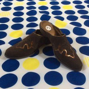 Shoes - Cowboy half boot