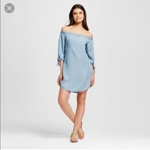 Target Off Shoulder Dress