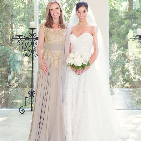 a3a9fe606bb Izilady Dresses   Skirts - Mother of the bride dress worn once!