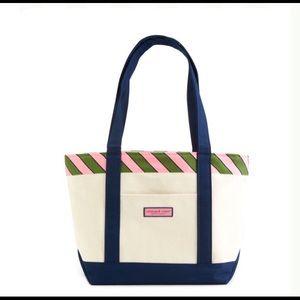 Vineyard Vines Handbags - Vineyard Vines Repp Stripe Tote