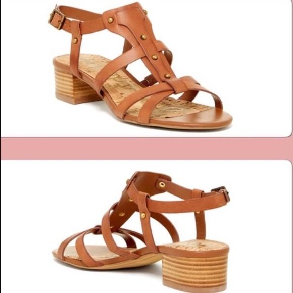 d0cb0439b Sam Edelman Angela block heel sandal