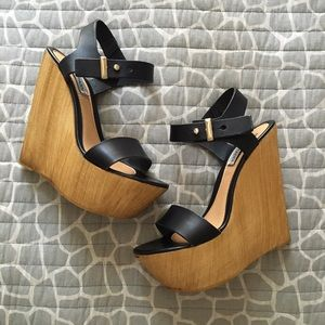 "Steve Madden Shoes - | street chic ""boozey"" wedge platform |"