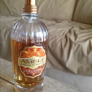 Other - RARE L'Occitane Ambre Eau de Toilette