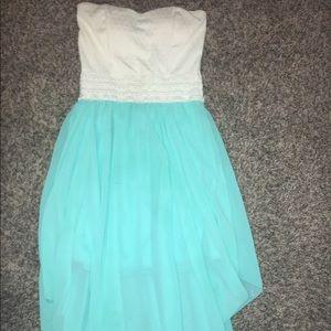 Cute Strapless Dress!!