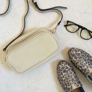 Francesca's Collections Handbags - NWT Crossbody Faux Leather Mini Bag