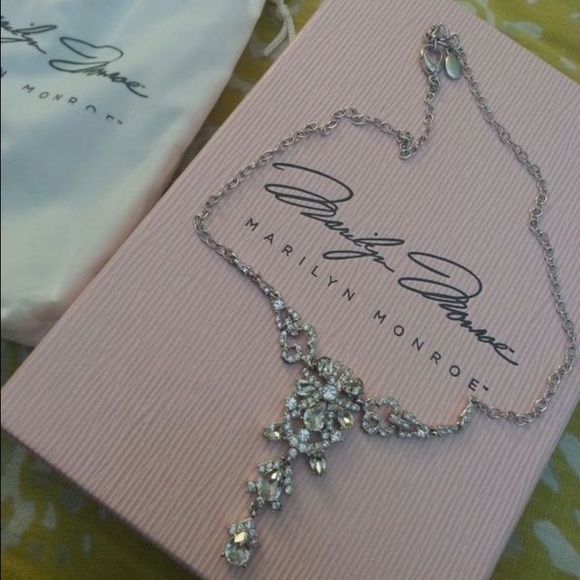 Jewelry Marilyn Monroe Collection Necklace Poshmark