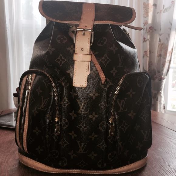 91c448138651 Louis Vuitton Handbags - Authentic Louis Vuitton Bosphore Backpack