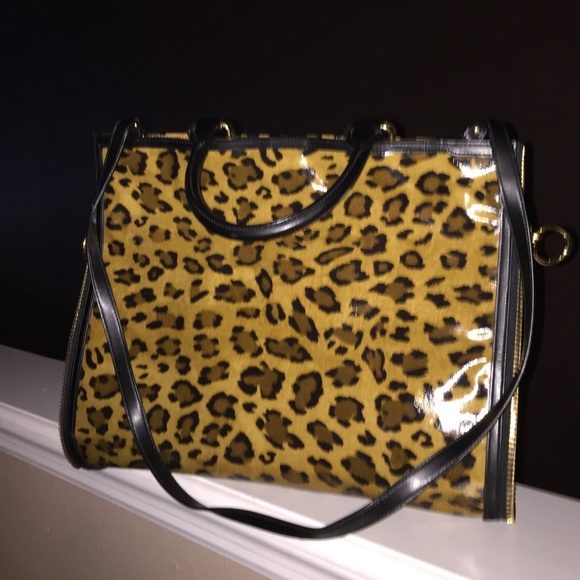 Ralph Lauren Leopard Print Handbag. M 579fe26136d594355100700c 6d3dd1cb5dc4b