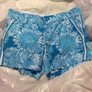 NWOT Lilly Pulitzer Callahan shorts