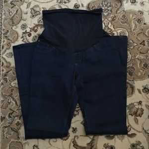 Boot cut maternity jeans