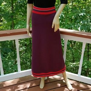 Marc Jacobs Dresses & Skirts - *SALE* MARC JACOBS Retro Wool Maxi Skirt