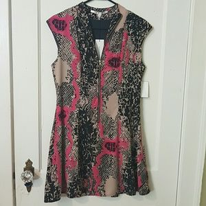 Collective Concepts Dresses & Skirts - 🔥NWT Zipper Dress🔥