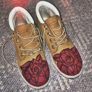 timberland roses