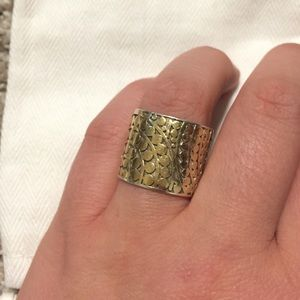 Anna Beck Jewelry - Anna Beck Wide Band Ring