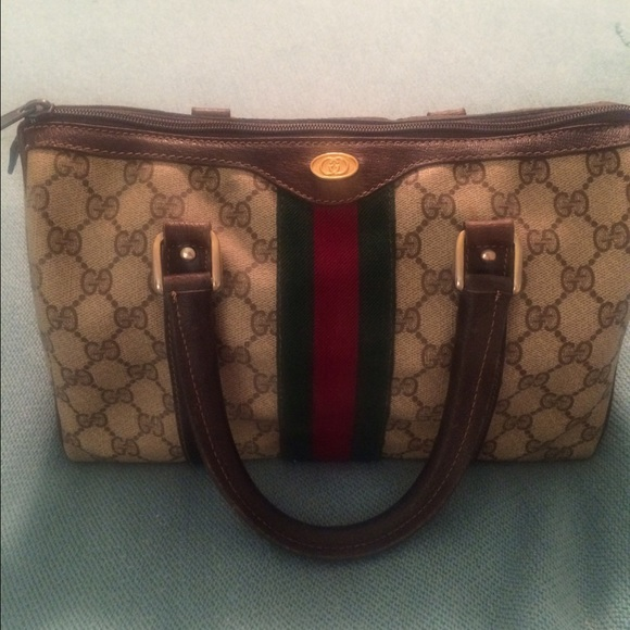 1c54308163b6 Gucci Bags | Authentic Vintage Speedy Doctor Bag | Poshmark