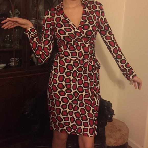81 Off Diane Von Furstenberg Dresses Amp Skirts Diane Von