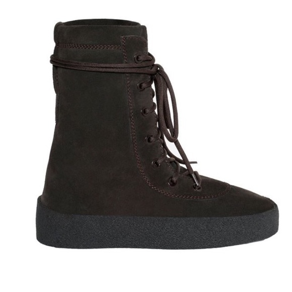f1ee1a64c63b4 Yeezy Season 2 Crepe Sole Boot in