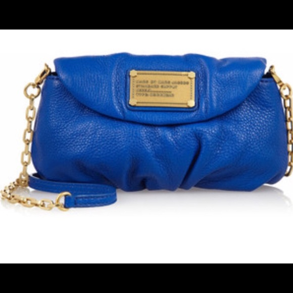 23032b62f45 Marc Jacobs Classic Q Karlie Bag - Royal Blue. M_57a005ad7fab3a2b7a0000f2