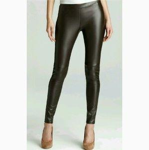 Michael Kors Pants - Michael Kors Faux Leather Leggings