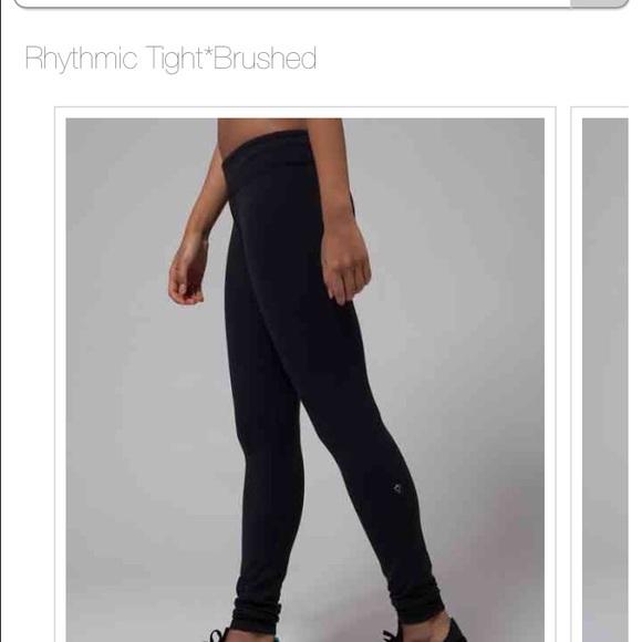 3f87fc6d63 Ivivva Pants   Rhythmic Tight Brushed Reserved Yaboiihunta   Poshmark