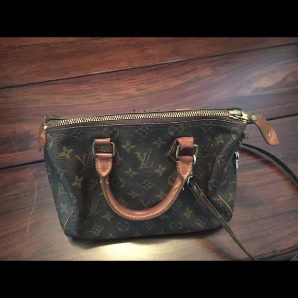 Louis Vuitton Handbags - 1988 Original Louis Vuitton Speedy 14288a84a6b2f