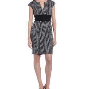 Trina Turk Dresses & Skirts - Trina Turk black & grey Algonquin dress size 2