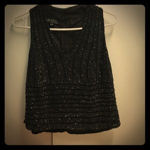 J Kara Tops - 1DAYSALE! J Kara sequin top