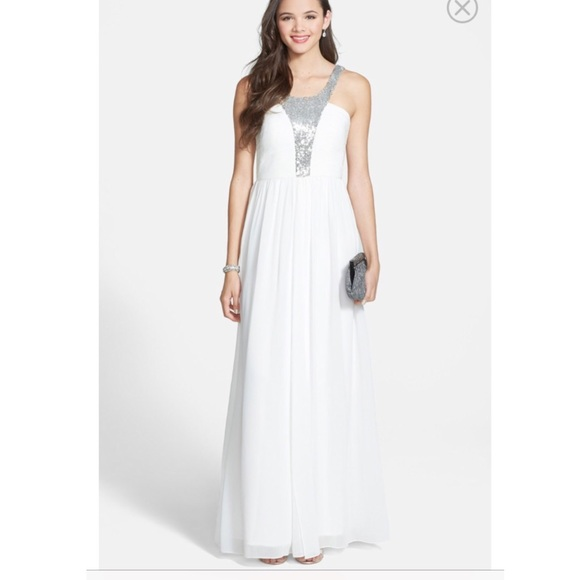 White Prom Dresses Nordstrom - Plus Size Dresses