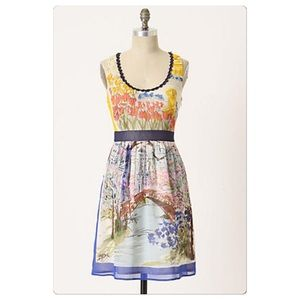 🚫Sold🚫Anthropologie New York, New York Dress