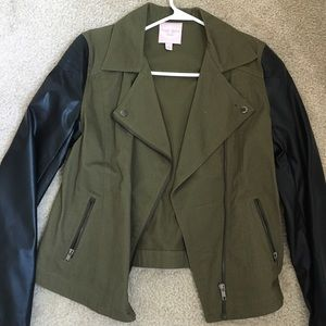 Romeo and Juliet couture military jacket