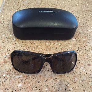 Dolce & gabbana sunglasses - brown