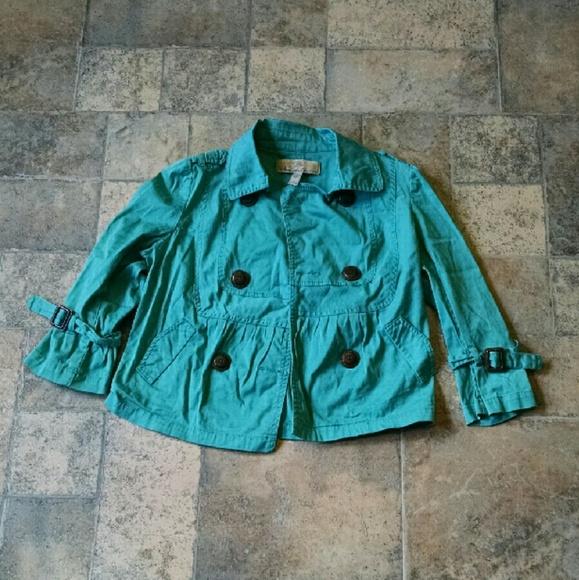 American Rag Company Turquoise Jacket