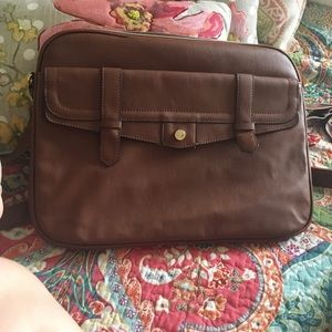 8f8150986a Steve Madden · Steve Madden Real leather laptop bag