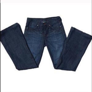 Anthro Paper Denim & Cloth Wide Leg Jeans