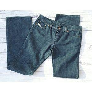 Diesel Denim - Diesel jeans, straight leg jeans