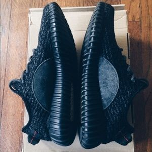 Yeezy Shoes Sold Pirate Black Boost 350 Poshmark