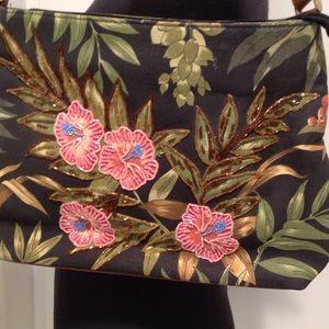 Handbags - Fun tropical purse