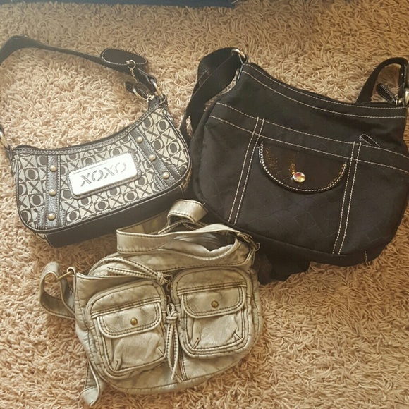 9 Sale For All 3 Purses Bags Poshmark nUWASFSqw