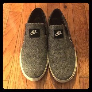 Nike Shoes - Nike Herringbone Slip-on Sneakers
