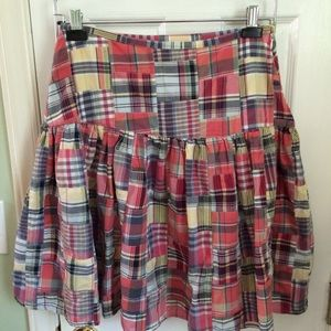 "American Living Dresses & Skirts - ✨SALE✨American Living Cute ""patchwork"" Skirt"