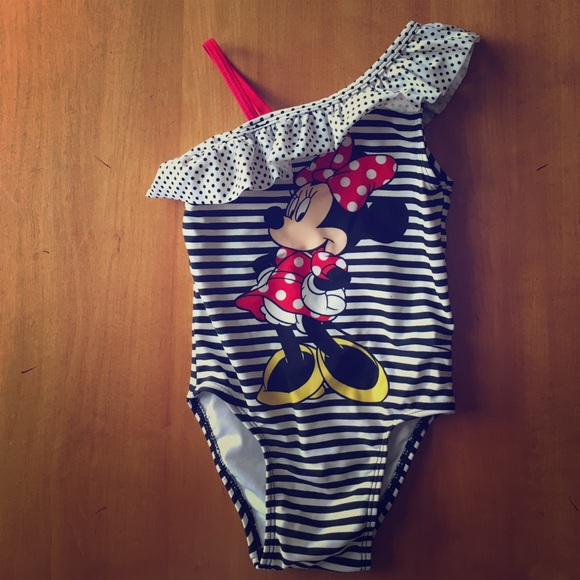 40333fff71fa1 Old Navy Swim | Minnie Mouse Bathing Suit | Poshmark