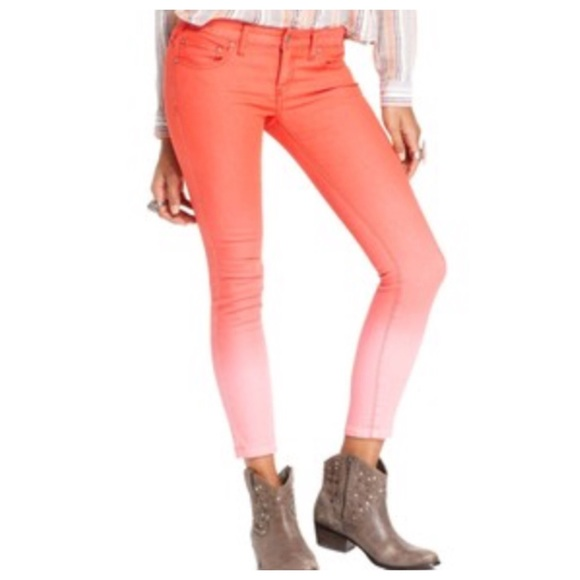 Free People Ombré Coral