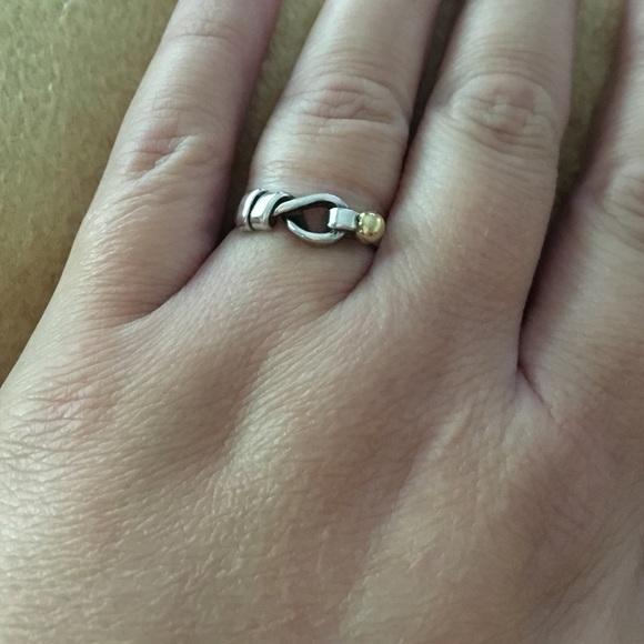 e0ebc78d7a23f Tiffany & Co. Love Knot Ring